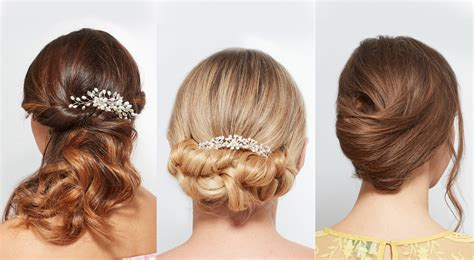 5 Bridesmaid Hairstyle Ideas