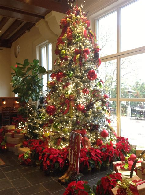 country christmas tree celebrate hill country holidays at san antonio s the westin la cantera