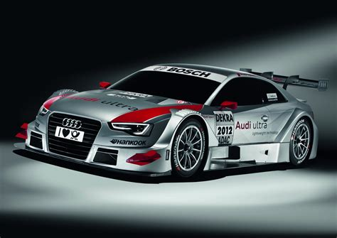 2012 Audi A5 Dtm Race Car
