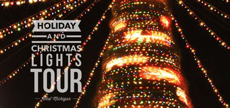 holiday lights tour in greater grand rapids 2015