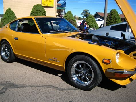 Datsun Car : Classic Datsun Car Show Pictures