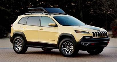 Jeep Cherokee Adventurer Mopar Road Grand Options