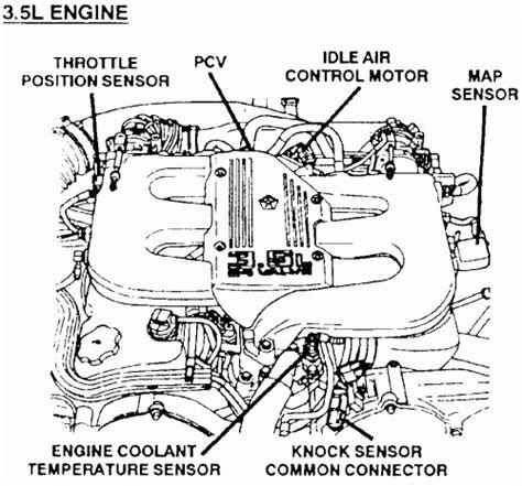 electronic stability control 2002 dodge intrepid electronic valve timing 2002 dodge intrepid engine diagram automotive parts diagram images