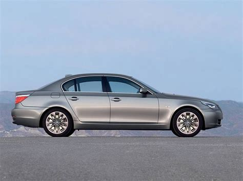 Review Bmw 5 Series Sedan by Review Bmw E60 5 Series Sedan 2003 10