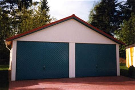Garagen  Preise & Typen  Omicroner Garagen