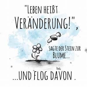 Blume Und Leben : leben hei t ver nderung sagte der stein zur blume und ~ Articles-book.com Haus und Dekorationen
