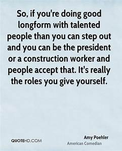 Talented People... Talented Persons Quotes