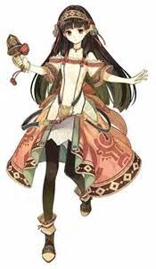 Shallie Atelier Character Design