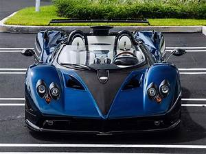 Pagani Planning Electric Supercar With Manual Transmission