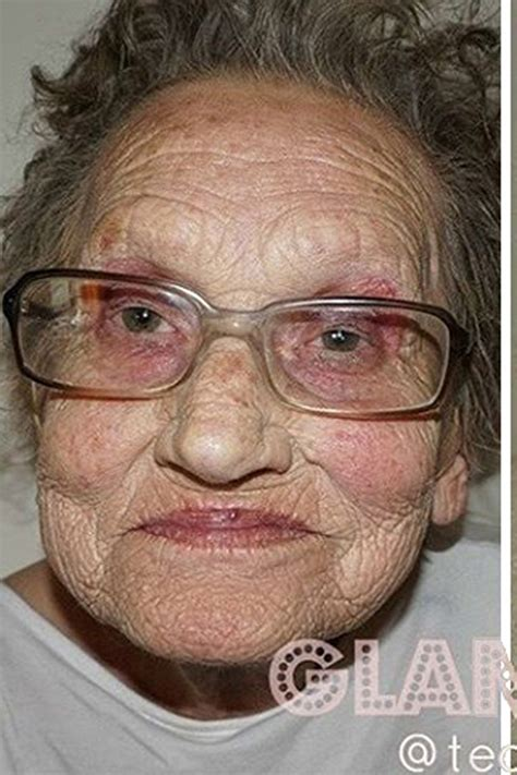 grandma  amazing makeover