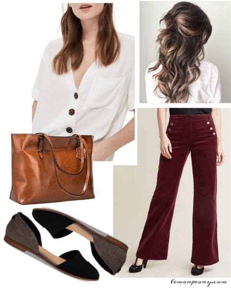 burgundy fashion trends
