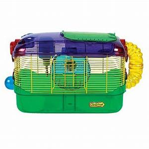 crittertrail hamster cage