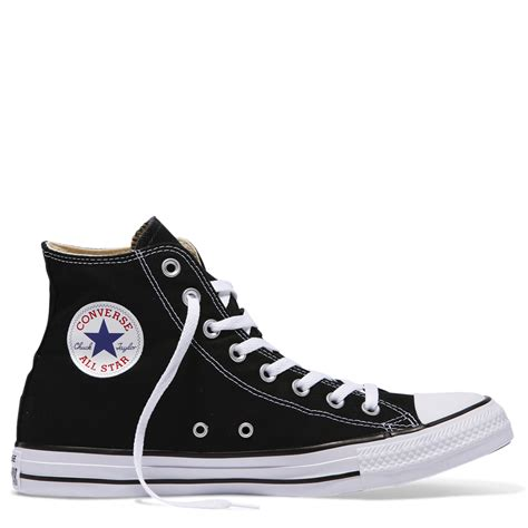 High Top by Chuck All Classic Colour High Top Black