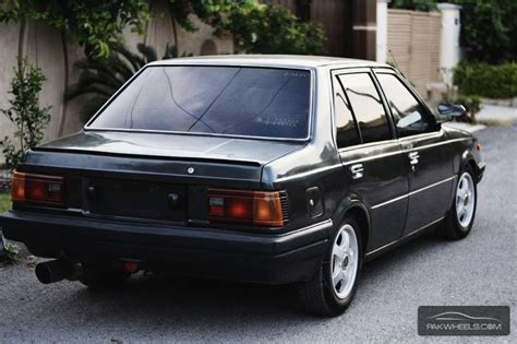 nissan sunny 1988 modified nissan sunny super saloon 1 6 1983 for sale in peshawar
