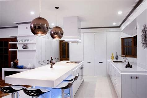 eclairage spot cuisine éclairage de cuisine 35 suspensions ou spots à choisir