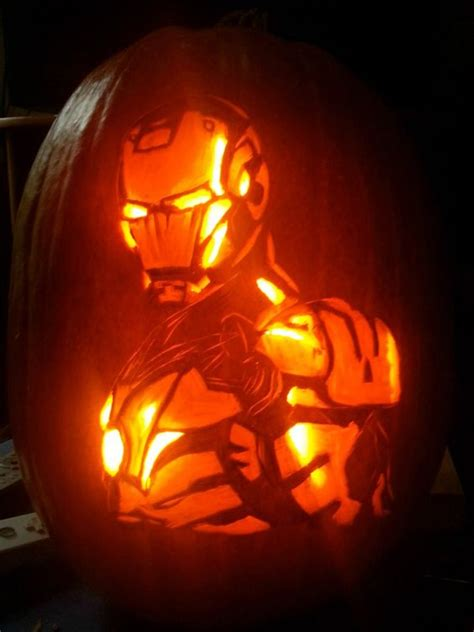 iron pumpkin stencils 47 awesome movie pumpkin decor and carving ideas digsdigs