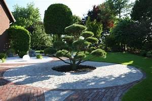 Baum Vorgarten Immergrün : vorgartengestaltung von zertifizierten galanet betrieben ~ Michelbontemps.com Haus und Dekorationen
