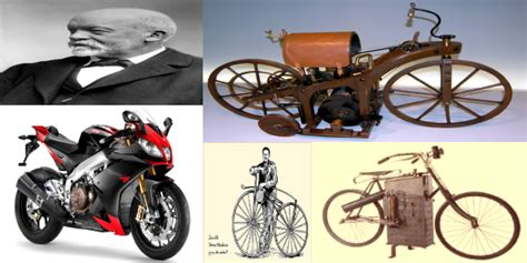 Motor Pertama Di Dunia by Ini Dia Penemu Sepeda Motor Pertama Di Dunia Serta Sejarahnya