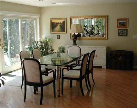 Living Room Dining Room Combo Feng Shui by What Gives This Dining Room Feng Shui Open Spaces
