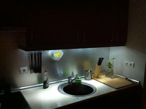 eclairage cuisine led eclairage led cuisine diy leds l 39 actu diy leds du web