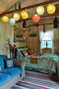 A, Whimsical, Bohemian, Style, Bedroom, Thatbohemiangirl