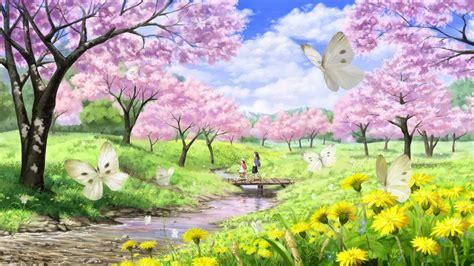 25 Best Spring Landscape Hd Wallpapers Explore Wallpaper