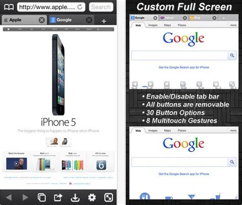 best browser for iphone 5 best web browsers for iphone