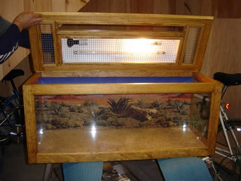 build   bearded dragon cage diy xx cage finished beardie enclosures pinterest