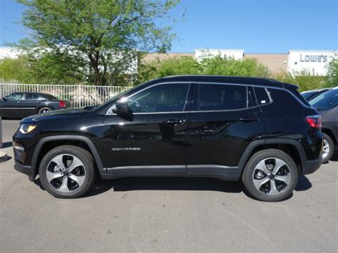 2017 jeep compass latitude black 2017 jeep compass latitude 17j682 chapman automotive