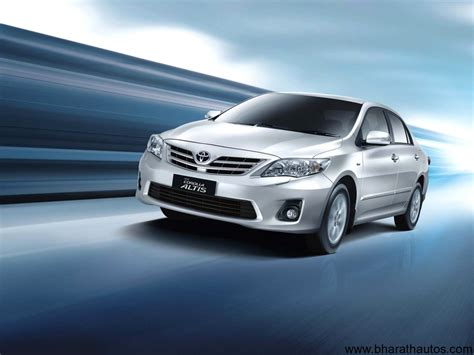 Toyota Corolla Altis Backgrounds by 2012 Toyota Corolla Altis Launched In India