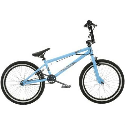 We can also order all of these wheels brand new. Voodoo Zaka Mens BMX Bike Bicycle Cycle Steel Frame 20 ...