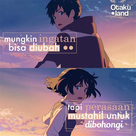 quotes romantis anime kata kata mutiara