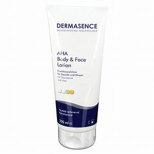 Dermasence Aha Body  U0026 Face Lotion