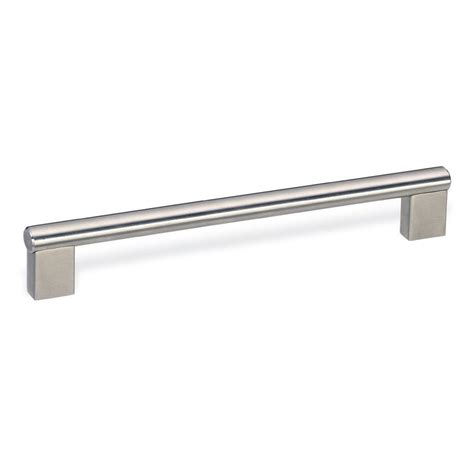 stainless steel cabinet hardware shop schwinn 10 in center to center stainless steel bar