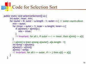 Sorting Algorithms.