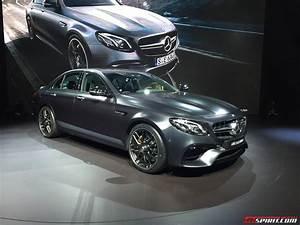 Mercedes E 63 Amg : la auto show 2016 mercedes amg e63 s gtspirit ~ Medecine-chirurgie-esthetiques.com Avis de Voitures