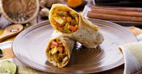 cuisine hindou les 25 meilleures idées concernant recettes de wraps sains