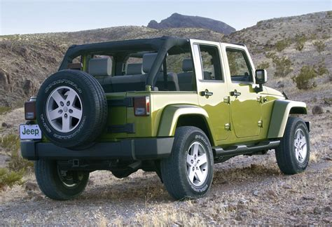 Jeep Wrangler Unlimited Sport 4x4 Reviews And Sales