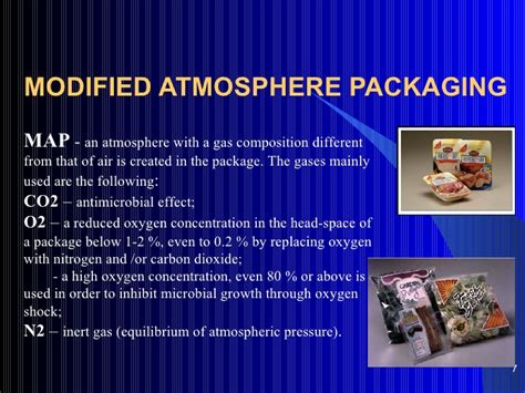 Modified Atmosphere Packaging In Fish by Modified Atmosphere And Intelligent Packaging Of Food