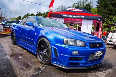 japanese cars nissan skyline earns 39 most iconic japanese car ever 39 title