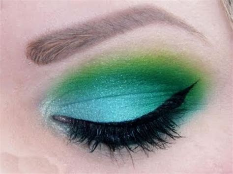 manly palette green  blue eyeshadow tutorial makeup  youtube
