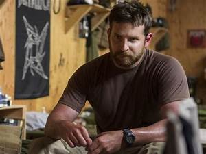 How Bradley Cooper Gained Weight For 'American Sniper ...
