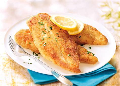 cuisiner du poisson filets de merlan meunière surgelé gamme poissons