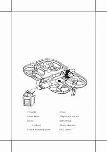 Funsnap Technology A01 Idol Drone User Manual