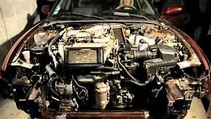 First Start Mazda Xedos 9    Millenia S 2 3 Miller Engine