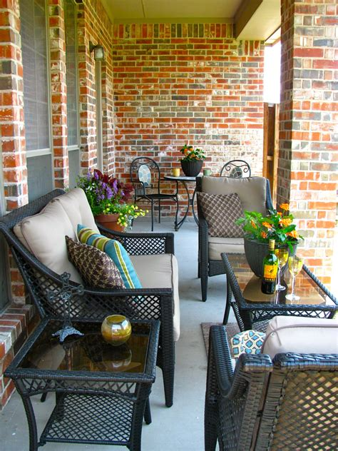 Shop our best selection of patio furniture sets, outdoor chairs, deck seating & more to reflect your style and inspire your outdoor space. MAY DAYS: A Small Patio Makeover