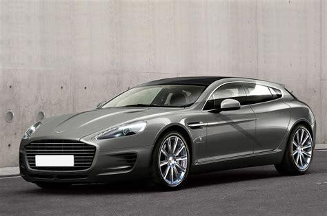 Aston Martin Rapide Shooting Brake By Bertone Revealed