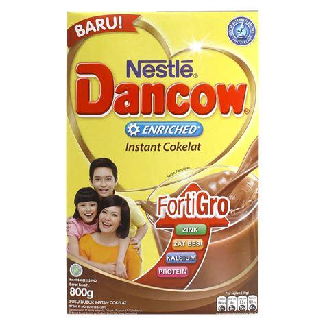dancow fortigo cokelat 800gr supplier