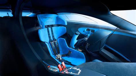 Bugatti Gran Turismo Interior by Bugatti Vision Gran Turismo In The Flesh Primed For Gt6