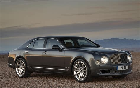 bentley mulsanne mulliner 2013 widescreen exotic car